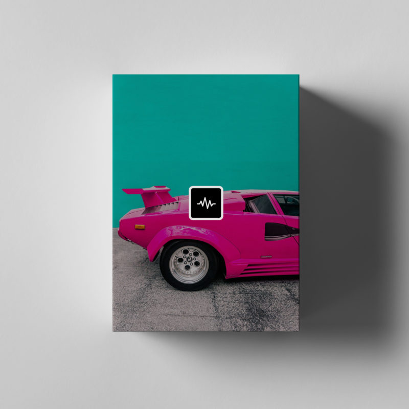 Countach – Coupe (Drum Kit)