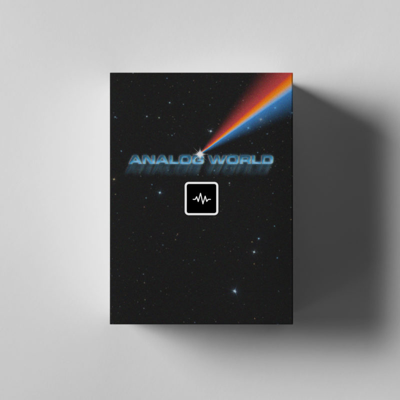 Juneaux – Analog World (Omnisphere Bank)