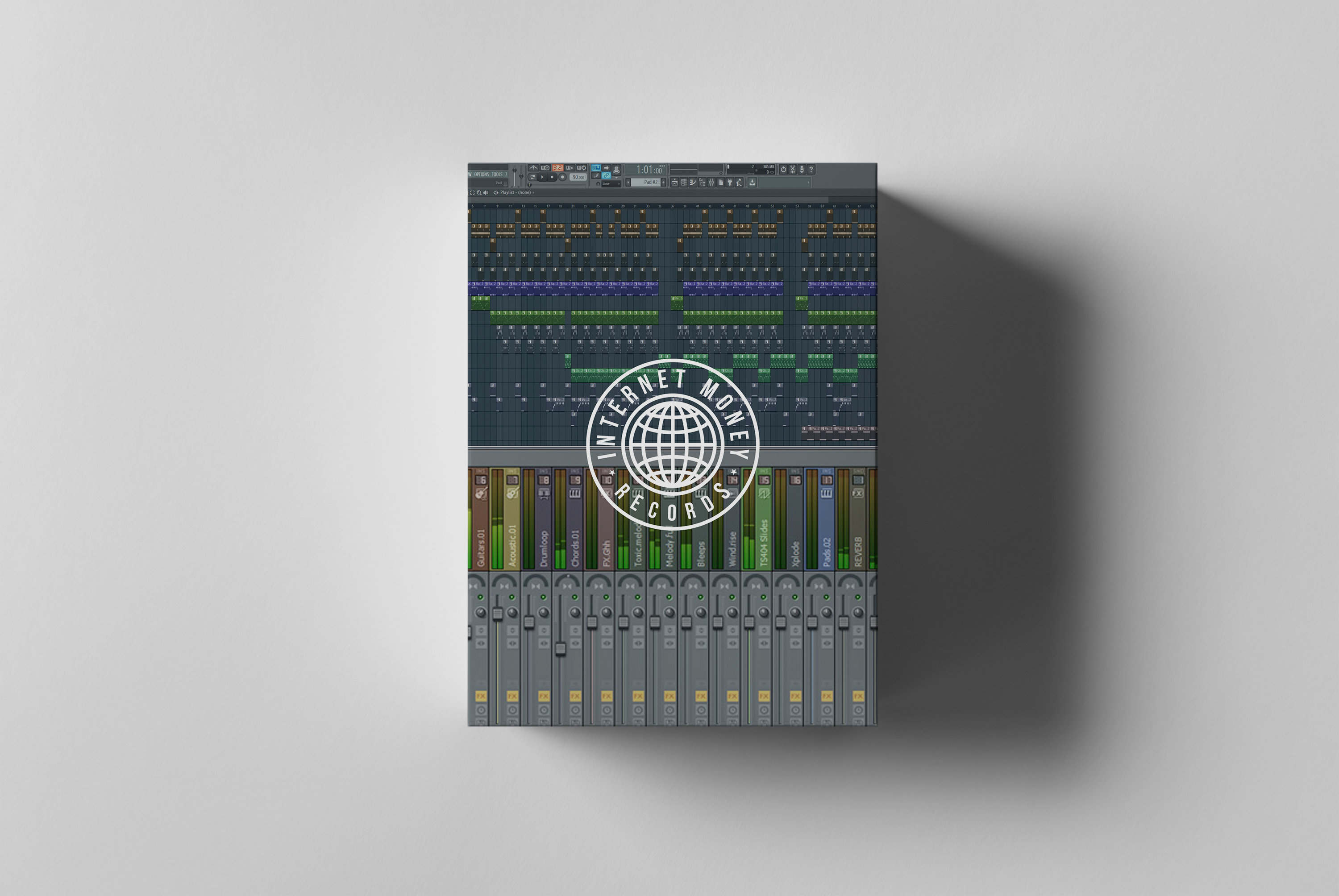 The Official Internet Money Mixing & Mastering Course for FL Studio 2018  (Includes Videos + FLP)