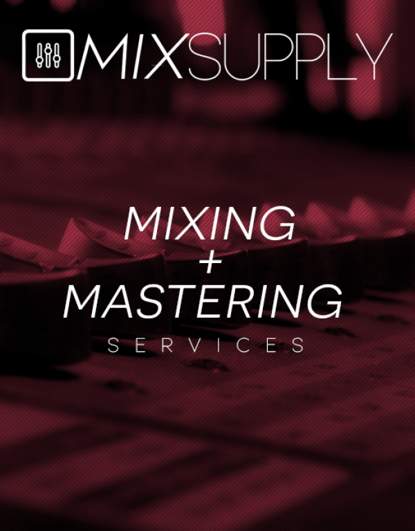 MixSupply - Mixing & Mastering Services